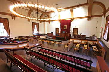 Jefferson County Courtroom